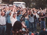 Nobody for President Rally - Crowd Shot - University of Texas - Austin - 1976